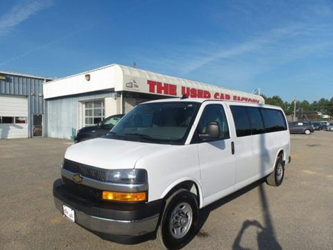 2017 Chevrolet Express Passenger for sale in Mechanicsville, MD