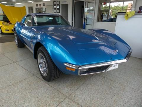 1971 Chevrolet Corvette for sale in Mechanicsville, MD