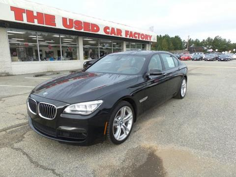 2013 BMW 7 Series for sale in Mechanicsville, MD