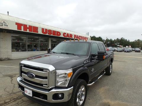 2015 Ford F-250 Super Duty for sale in Mechanicsville, MD