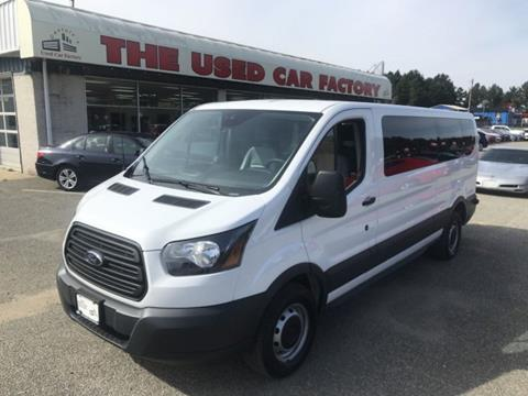 2016 Ford Transit Passenger for sale in Mechanicsville, MD