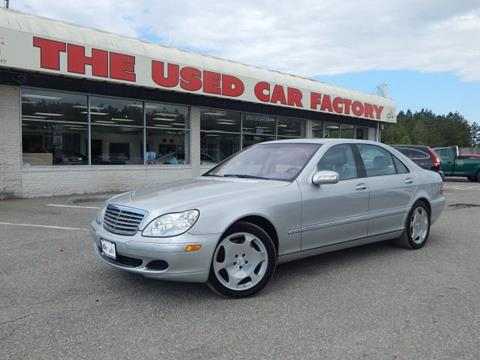 2004 Mercedes-Benz S-Class for sale in Mechanicsville, MD