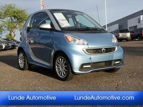 2013 Smart fortwo for sale in Peoria, AZ
