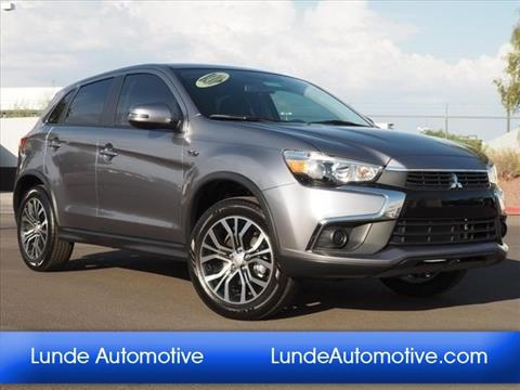 2017 Mitsubishi Outlander Sport for sale in Peoria, AZ