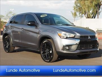 2017 Mitsubishi Outlander Sport for sale in Peoria, AZ
