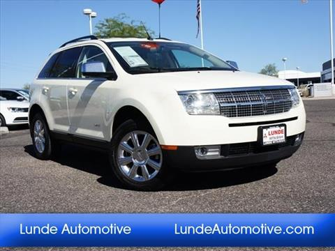 2007 Lincoln MKX for sale in Peoria, AZ