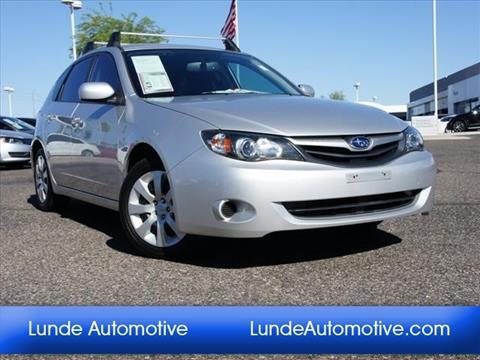 2010 Subaru Impreza for sale in Peoria, AZ