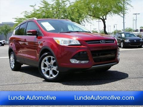 2014 Ford Escape for sale in Peoria, AZ