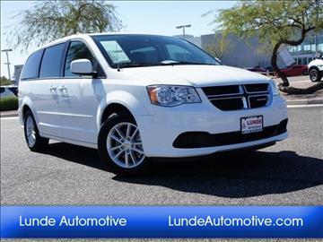 2016 Dodge Grand Caravan for sale in Peoria, AZ