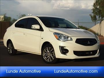 2017 Mitsubishi Mirage G4 for sale in Peoria, AZ