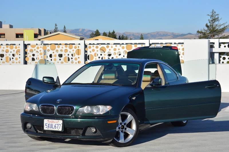 2005 BMW 3 Series 325Ci 2dr Coupe - Santa Clara CA