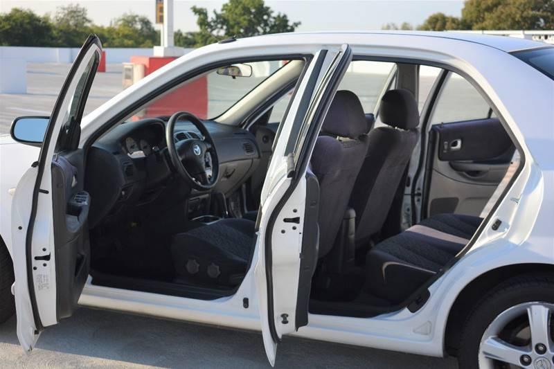 2003 Mazda Protege ES 4dr Sedan - Santa Clara CA