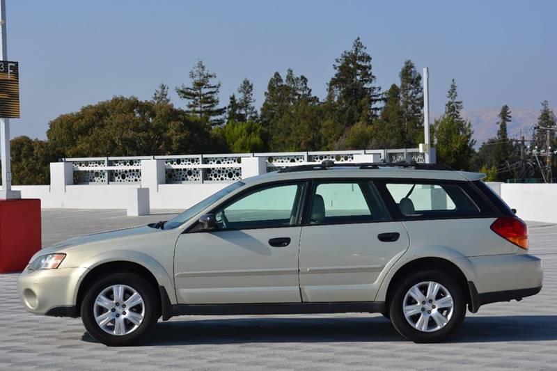 2005 Subaru Outback AWD 2.5i 4dr Wagon - Santa Clara CA