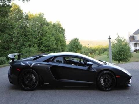2016 Lamborghini Aventador for sale in Newport Beach, CA