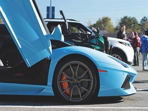 2015 Lamborghini Aventador for sale in Newport Beach, CA