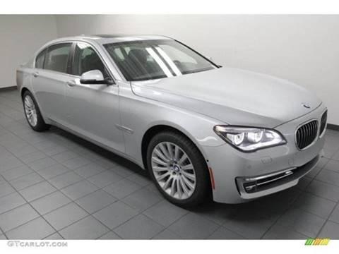 2013 BMW 7 Series for sale in Newport Beach, CA