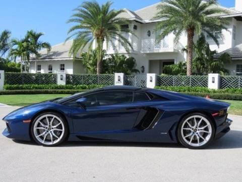 2013 Lamborghini Aventador for sale in Newport Beach, CA