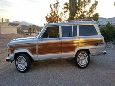 1988 Jeep Grand Wagoneer for sale in Newport Beach, CA