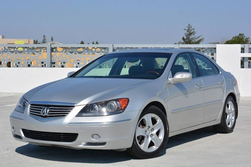 Acura RL SHAWD In San Jose CA Rolling Deals - 2005 acura rl for sale by owner