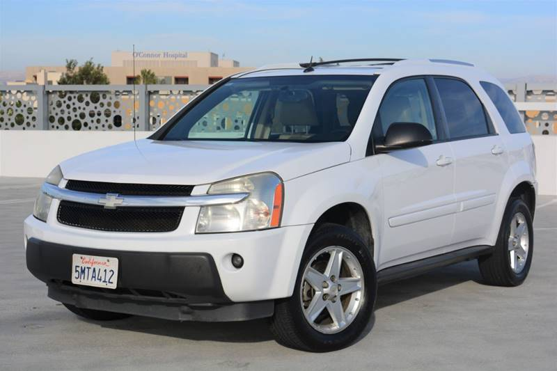 2005 Chevrolet Equinox For Sale At Rolling Deals In San Jose CA