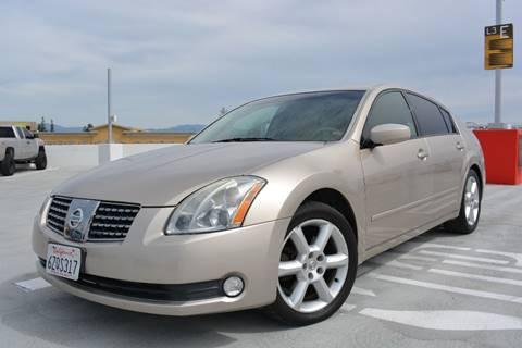 2006 Nissan Maxima for sale in Santa Clara, CA