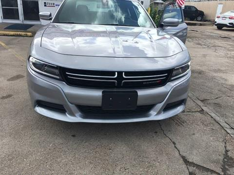 2017 Dodge Charger for sale in Houston, TX