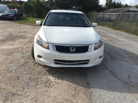 Honda Accord V6 For Sale >> Honda Accord For Sale In Houston Tx Sam Hoss Enterprise