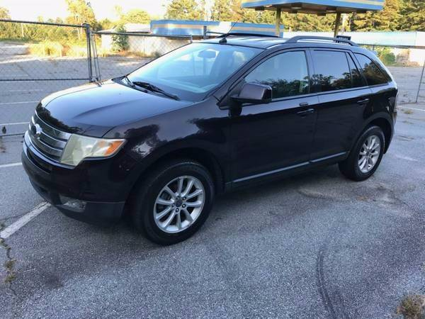 Ford Edge Sel Dr Crossover Buford Ga