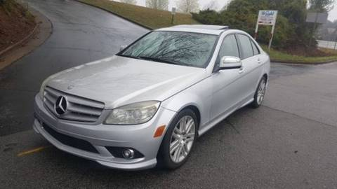 2009 Mercedes-Benz C-Class for sale at GA Auto IMPORTS  LLC in Buford GA