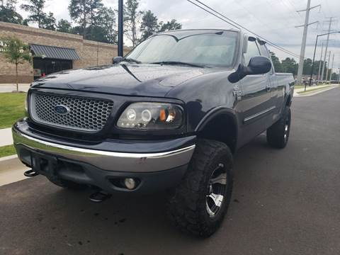 2001 Ford F-150 for sale at GA Auto IMPORTS  LLC in Buford GA