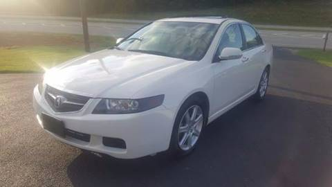 2004 Acura TSX for sale at GA Auto IMPORTS  LLC in Buford GA