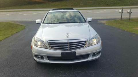 2008 Mercedes-Benz C-Class for sale at GA Auto IMPORTS  LLC in Buford GA