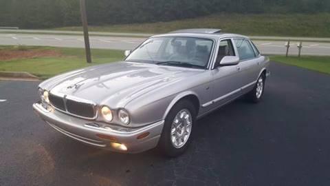 2000 Jaguar XJ-Series for sale at GA Auto IMPORTS  LLC in Buford GA