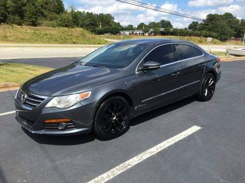 2009 Volkswagen CC for sale at GA Auto IMPORTS  LLC in Buford GA