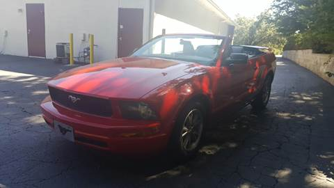 2005 Ford Mustang for sale in Buford, GA