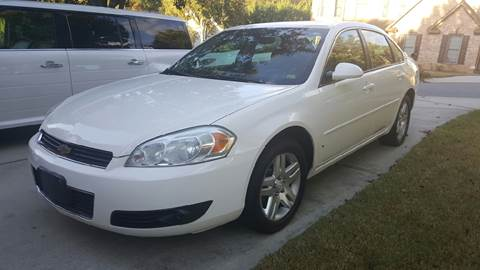 2006 Chevrolet Impala for sale in Buford, GA