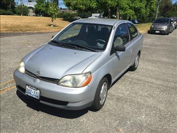 2002 Toyota ECHO for sale in Seattle, WA