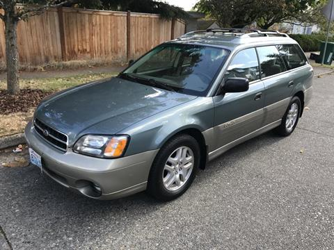2002 Subaru Outback for sale in Seattle, WA