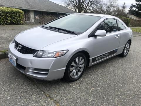 2010 Honda Civic for sale in Seattle, WA
