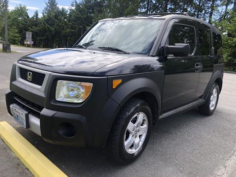 2005 Honda Element for sale in Seattle, WA