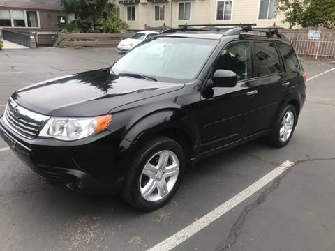 2009 Subaru Forester for sale in Seattle, WA