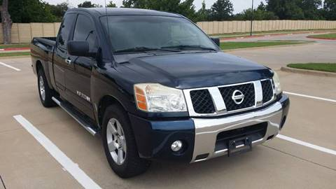 2007 Nissan Titan for sale in Lewisville, TX
