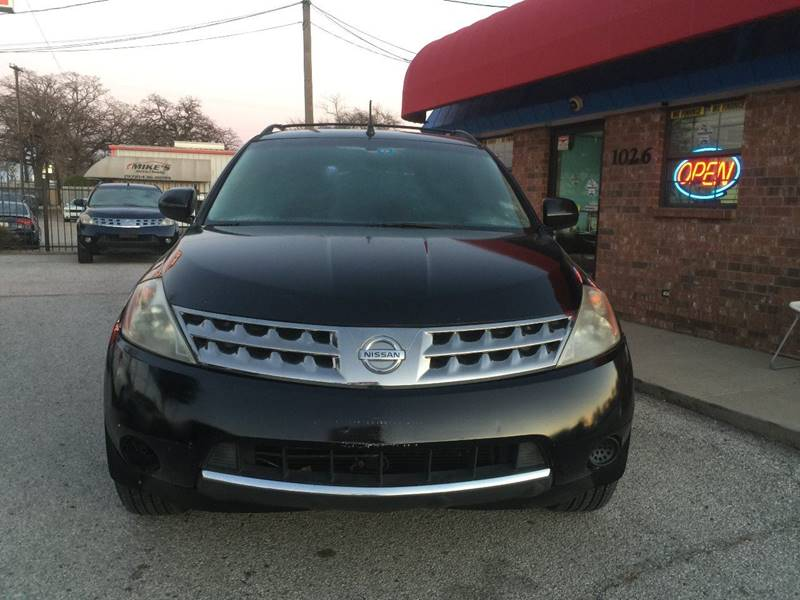 2006 Nissan Murano For Sale At CARBLOK In Lewisville TX