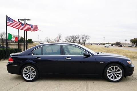 2008 BMW 7 Series for sale in Lewisville, TX