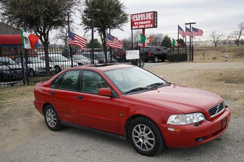 2003 Volvo S40 for sale at CARBLOK in Lewisville TX