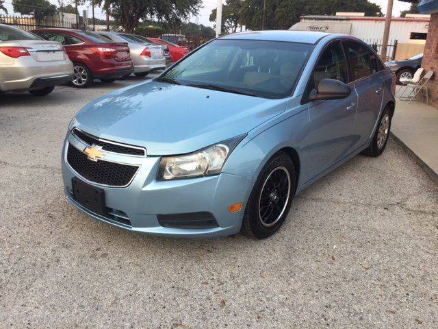 2012 Chevrolet Cruze For Sale At CarBlok In Lewisville TX