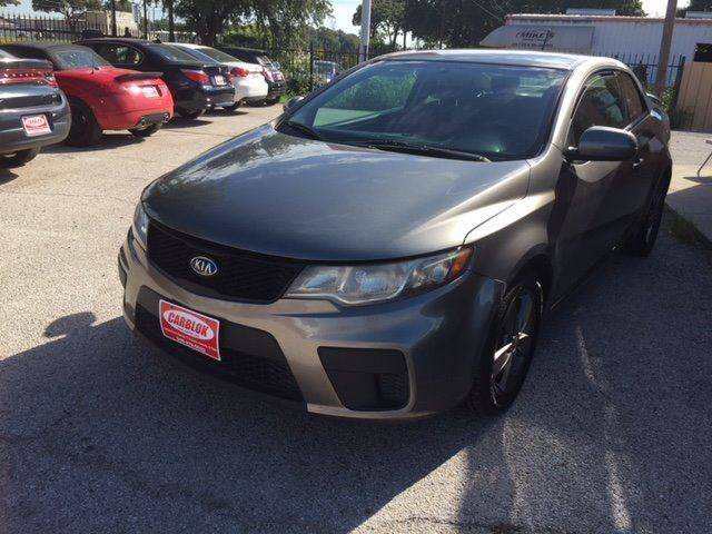 Attractive 2011 Kia Forte Koup For Sale At CARBLOK In Lewisville TX