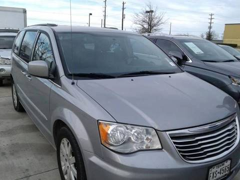 2014 Chrysler Town and Country for sale in Lewisville, TX