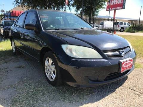 2004 Honda Civic for sale in Lewisville, TX
