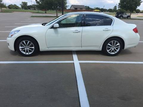 2007 Infiniti G35 for sale at CARBLOK in Lewisville TX